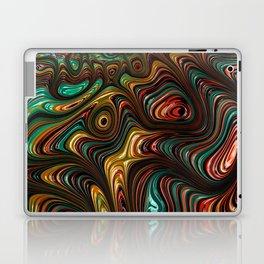 Trippy Fractal Laptop & iPad Skin