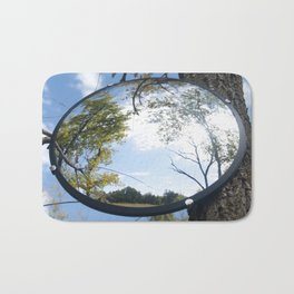 Surveillance Tree #1 Bath Mat
