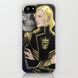 the poet iPhone Case