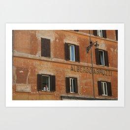 albergoabruzzi Art Print