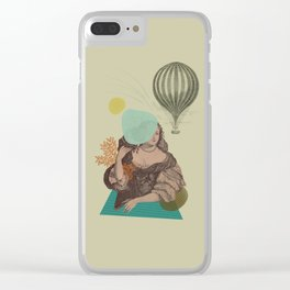 Everything matters Clear iPhone Case