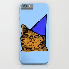 Party Cat (Blue Version) Slim Case iPhone 6s