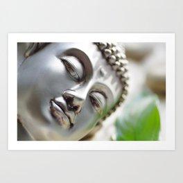 Buddha Magic Art Print