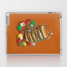 Uber BurgerBot Laptop & iPad Skin