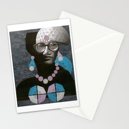 Buck Tits Stationery Cards