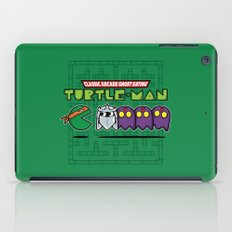 Hero in a Pac-Shell (Mikey) iPad Case