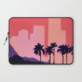 Sunset Time in Miami Laptop Sleeve