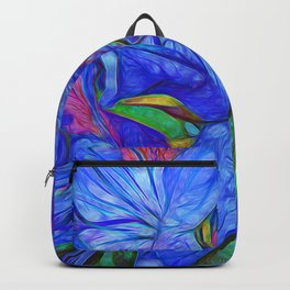 Rhododendron Aqua Backpack