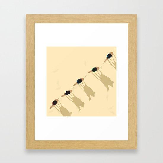 Camel caravan by rceeh