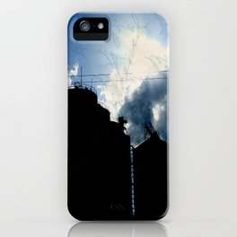 Small town living iPhone Case
