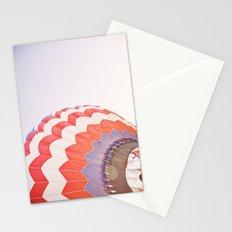 going up::denver Stationery Cards