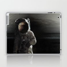 Sad story about a chimp in space Laptop & iPad Skin