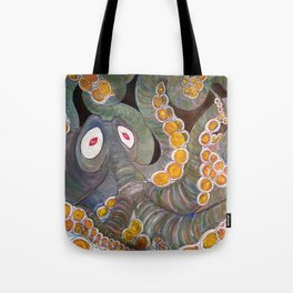 Octricious Tote Bag