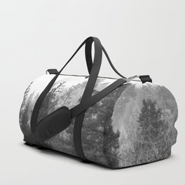 Grey day Duffle Bag