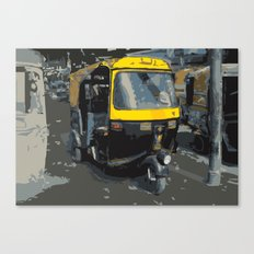 Baby Taxi Canvas Print