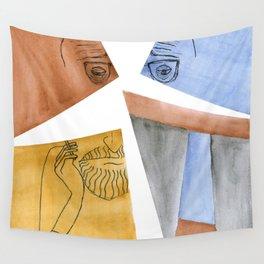 Ângelo de Sousa Wall Tapestry