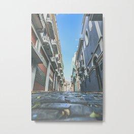 Puerto Rico Streets Metal Print
