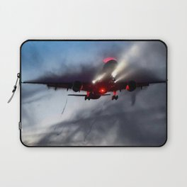 Early Arrival Laptop Sleeve