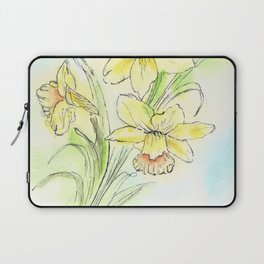 Yearning for Spring Laptop Sleeve