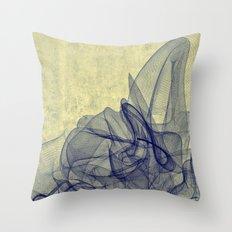 Ebulition Throw Pillow
