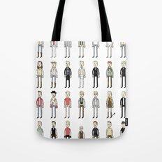 Brads Tote Bag