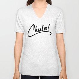Chula! Unisex V-Neck