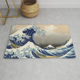 Great Wave Rug