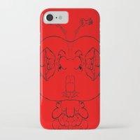 venom iPhone & iPod Cases featuring Venom by ABETICS