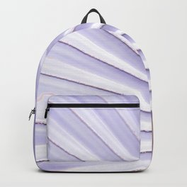 Fan palm - pastel Backpack