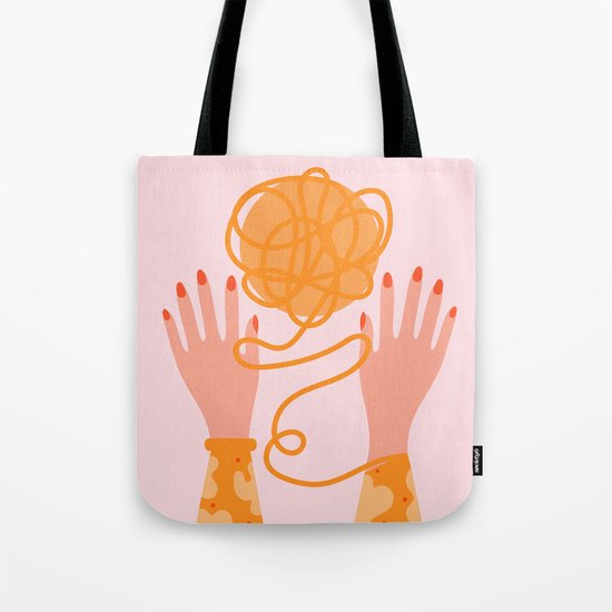 A Ball of String Tote Bag