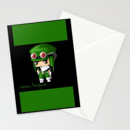 Chibi Zazu Stationery Cards