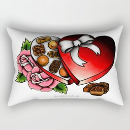 Best VD Gift, Chocolates Rectangular Pillow