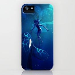 Lapis Ocean iPhone Case