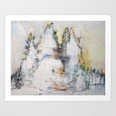 Grand Mesa, CO Art Print