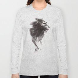 The monkey inside Long Sleeve T-shirt