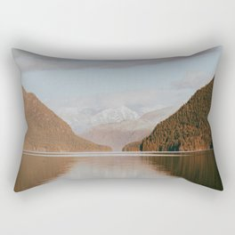 Alouette Lake Rectangular Pillow