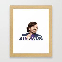 Impractical Jokers Team Q Framed Art Print