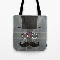 Bicycle Head Tote Bag