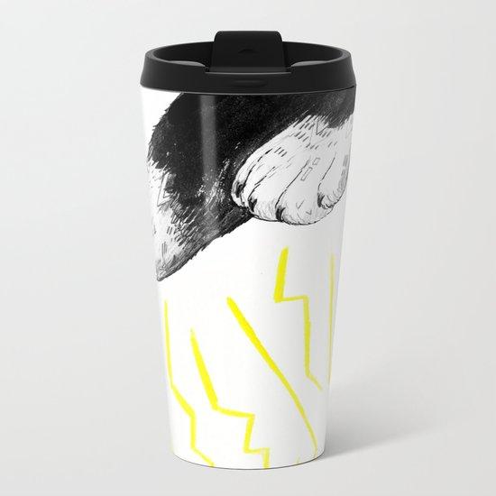 Magic Paws Metal Travel Mug