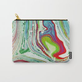Marbled paper II Carry-All Pouch