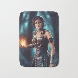 Warrior Queen Bath Mat