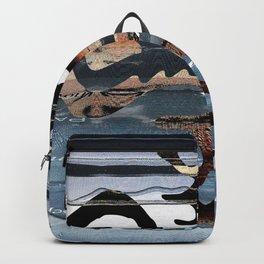 buried symbol Backpack