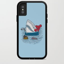 Great White North Shark iPhone Case