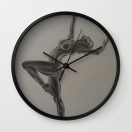 Balerina Wall Clock