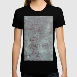 Persian lithography T-shirt