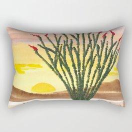 Beautiful Ocotillo 1 Rectangular Pillow