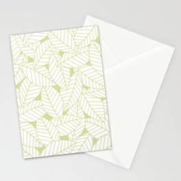 Leaves in Fern Stationery Cards