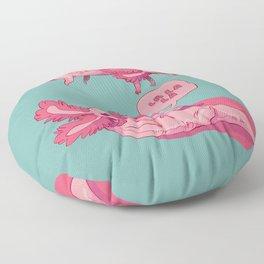 axololtls Floor Pillow