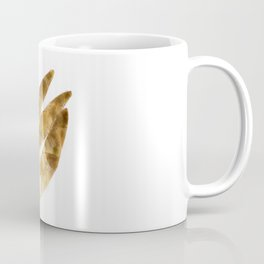 Watercolor Illustration of Spring bamboo shoots Coffee Mug