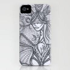 Blind Sensibility (Sketch) Slim Case iPhone (4, 4s)